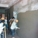 Đơn giá trát tường gạch trần nhà, Giá xây Tô tường gạch 220, 10, 20 bao nhiêu tiền 1m2 Tiền công và trọn gói