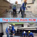 Thợ chống thấm Tại HCM SÀi Gòn Giá Rẻ Chuyên Nghiệp, Thấm nướctường, trần, sàn, mái, nhà vệ sinh trọn gói