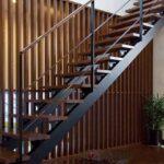 Giá làm cầu thang sắt tại Hải Phòng giá bao nhiêu tiền một mét vuông 2021 hoàn thiện trọn gói