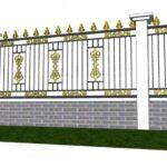 Giá hàng rào, lan can cầu thang sắt, inox mái che Tại hải phòng theo m2 hoàn thiện trọn gói