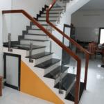 Báo giá cầu thang kính tại hải phòng theo m2 hoàn thiện trọn gói 2021 mới nhất