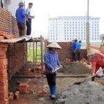 Thuê thợ xây nhà giá rẻ tại hà nội và tphcm Tay nghề cao, Đội thợ hồ giỏi chuyên nghiệp chăm chỉ